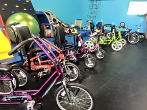chicago pediatric therapy & wellness center- bike expo 2