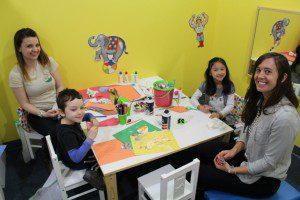 pediatric speech therapy chicago