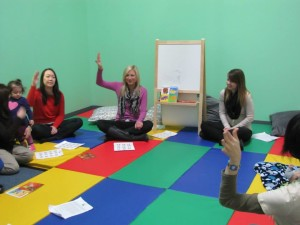 sign language class- speech therapy chicago