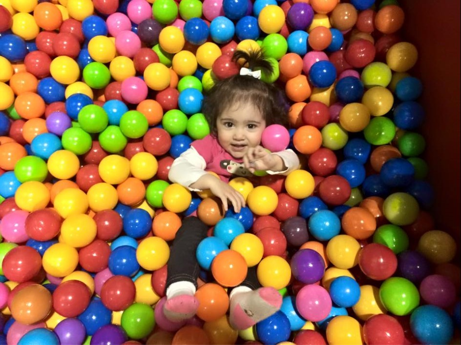 Party Zone Ball Pit