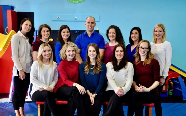 Chicago Pediatric Therapy and Wellness Center- therapist group pic